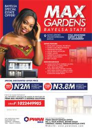 Mixed   Use Land Land for sale 3 Mins Drive From Bayelsa Palm Gate & Dangote Cement Depot Yenegoa Bayelsa