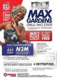 Mixed   Use Land Land for sale Orlu Imo