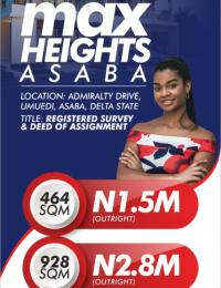 Mixed   Use Land Land for sale ... Asaba Delta