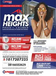 Mixed   Use Land Land for sale Calabar Cross River