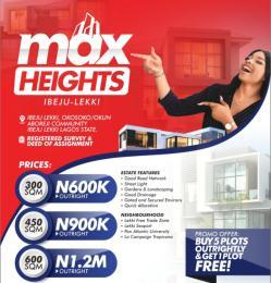 Mixed   Use Land for sale Ibeju-Lekki Lagos