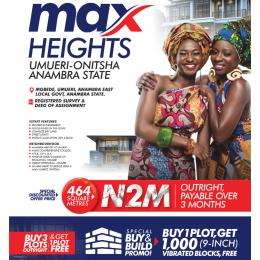 Land for sale Anambra East Anambra