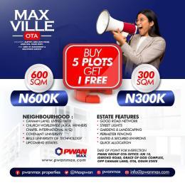 Mixed   Use Land for sale Alapoti Ota-Idiroko road/Tomori Ado Odo/Ota Ogun