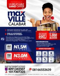 Serviced Residential Land Land for sale Calabar Cross River