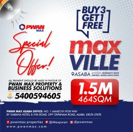 Mixed   Use Land for sale Few Minutes Away From The Airport Asaba Delta