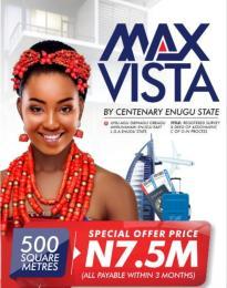 Mixed   Use Land for sale Max Vista Estate, Inside Centenary Estate Enugu Enugu