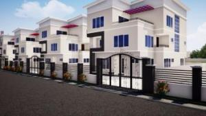 4 bedroom Residential Land for sale Behinde Nipco Filling Station, Lugbe Abuja