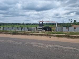 Residential Land for sale Facing The Main Road Epe Lagos