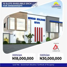 Residential Land for sale Outright Payment Only Abraham Adesanya Okun Ajah Ajah Lagos