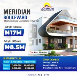 Mixed   Use Land Land for sale Lekki scheme 2 Okun Ajah Ajah Lagos