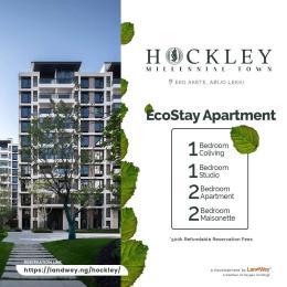 1 bedroom Studio Apartment for sale Millennial Town, Hockley Eko Akete, Abijo Ajah Lagos