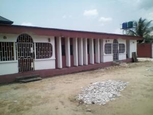 Detached Bungalow for sale Station Road, Elelewon, Port Harcourt Obio-Akpor Rivers