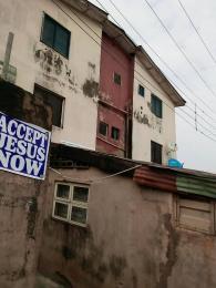 Mini flat for rent Off Olateju Street Mushin Lagos