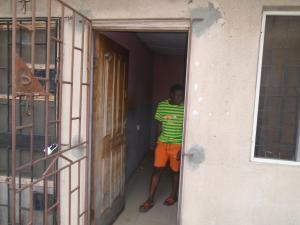 1 bedroom mini flat  Mini flat Flat / Apartment for rent Oke Ira,ogba Oke-Ira Ogba Lagos
