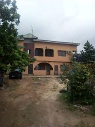 1 bedroom mini flat  Flat / Apartment for rent OFF EGBE ROAD BY NNPC BUS STOP Ejigbo Ejigbo Lagos