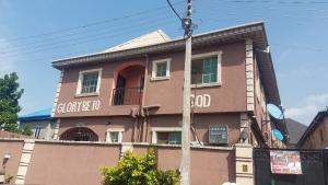 1 bedroom mini flat  Mini flat Flat / Apartment for rent Jakande Estate Oke-Afa Isolo Lagos