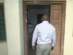 1 bedroom Mini flat for rent Off Adeniyi Jones Is In A Secure Neighborhood Adeniyi Jones Ikeja Lagos