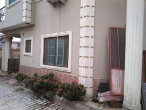 1 bedroom mini flat  Mini flat Flat / Apartment for rent Oba Lateef dams Estate, Iloro-Agege, Lagos. Cement Agege Lagos