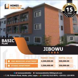 1 bedroom mini flat  Mini flat Flat / Apartment for sale Jibowu Yaba Lagos
