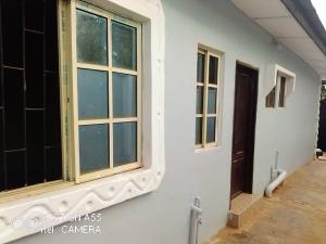 1 bedroom mini flat  Semi Detached Bungalow House for rent Baruwa unique estate Ipaja Lagos