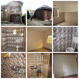 1 bedroom mini flat  Mini flat Flat / Apartment for rent Iyanera. Agbara Okokomaiko Ojo Lagos