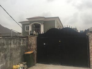 1 bedroom mini flat  Mini flat Flat / Apartment for rent Beckley estate 2 Abule Egba Abule Egba Lagos