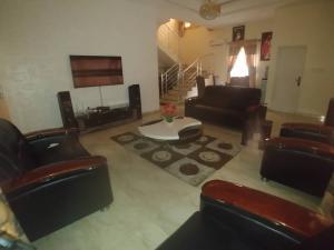 5 bedroom Detached Duplex House for sale Ocean palms estate Sangotedo Ajah Lagos