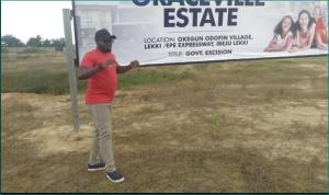 Mixed   Use Land Land for sale okegun odofin village Ibeju-Lekki Lagos