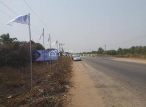 Land for sale Okpara Road, Okigwe, 5 Mins. Drive from Okpara roundabout Okigwe Imo