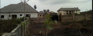Mixed   Use Land Land for sale  behind atlantic fm radio station along nwaniba road Uyo Akwa Ibom