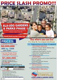 Mixed   Use Land Land for sale Alaudo Gardens & Park Owerri Imo