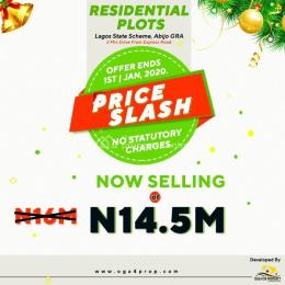 Mixed   Use Land Land for sale ... Sangotedo Ajah Lagos