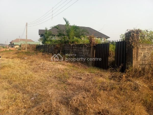 Land for sale Okabere Street Off Sapele Road, Benin, Oredo Edo