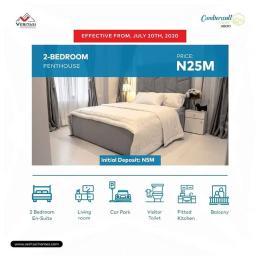 2 bedroom Penthouse Flat / Apartment for sale Abijo GRA Sangotedo Lagos