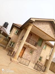4 bedroom House for rent Ajinde road 2 behind Ire Akari estate Akala Express Ibadan Oyo