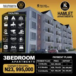 3 bedroom Flat / Apartment for sale Lekki Seaport, Dangote Refinery, Eleko Beach, Chaka Resort Free Trade Zone Ibeju-Lekki Lagos