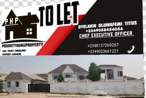 4 bedroom Self Contain Flat / Apartment for shortlet Kolapo Ishola G.r.a Akobo Ibadan Oyo