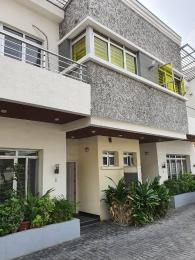 4 bedroom Terraced Duplex House for rent Bisola Durosinmi Etti Road Lekki Phase 1 Lekki Lagos