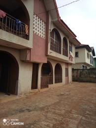 10 bedroom Blocks of Flats House for sale Behind gemade estate egbeda ipaja road Lagos  Egbeda Alimosho Lagos
