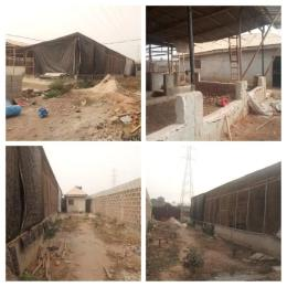 Factory Commercial Property for sale Agbado Crossing, Behind Nureni Yusuf,  Alagbado Abule Egba Lagos