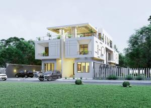 5 bedroom Semi Detached Duplex for sale Nicon Town Lekki Lagos