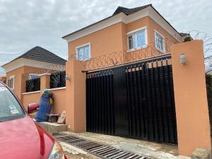 Semi Detached Duplex House for sale Majefaku new felele soka Ibadan  Soka Ibadan Oyo