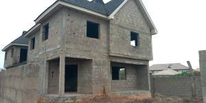 5 bedroom House for sale Godsgra Estate close to MFM  Ibafo Obafemi Owode Ogun