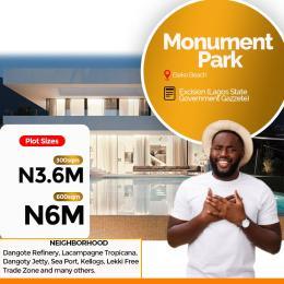 Mixed   Use Land Land for sale Eleko  Eleko Ibeju-Lekki Lagos