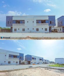 3 bedroom Terraced Duplex for sale Behind Novare Mall Shoprite Sangotedo, Off Monastery Road Sangotedo Lagos