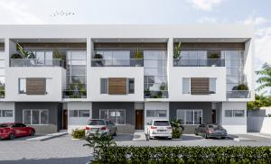4 bedroom Semi Detached Duplex House for sale Amore Street, End of Admiralty Way, Off Freedom Way, Lekki Phase 1, Lagos Lekki Phase 1 Lekki Lagos