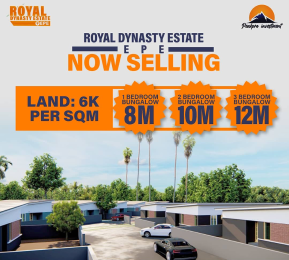 Detached Bungalow for sale Royal Dynasty Estate Epe Lagos