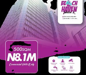 Commercial Land for sale Beach Haven Estate Solu Alade Town Eleko Ibeju-Lekki Lagos