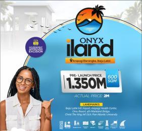 Residential Land Land for sale Onyx iland, Arapagi-Elerangbe Eleranigbe Ibeju-Lekki Lagos