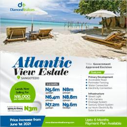 Residential Land for sale Sangotedo Sangotedo Ajah Lagos